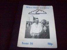 When Skies Are Grey, Issue 016